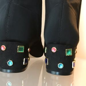 Katy Perry Collections Shoes - So tall they don't fit in the foto
